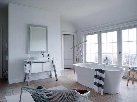 Cape Cod – Philippe Starck entwirft Badezimmer für duravit | livinghome