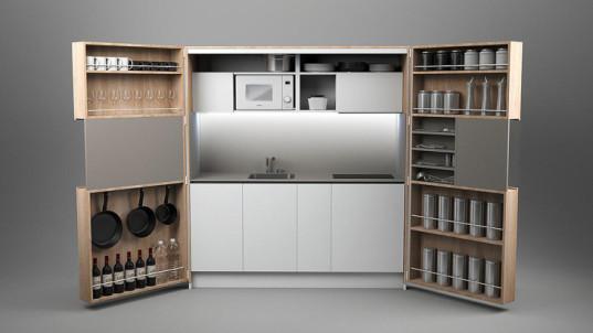 Mini Küchenzeile Mit Kühlschrank : Sonstige musterküche mini küche stengel ausstellungsküche in