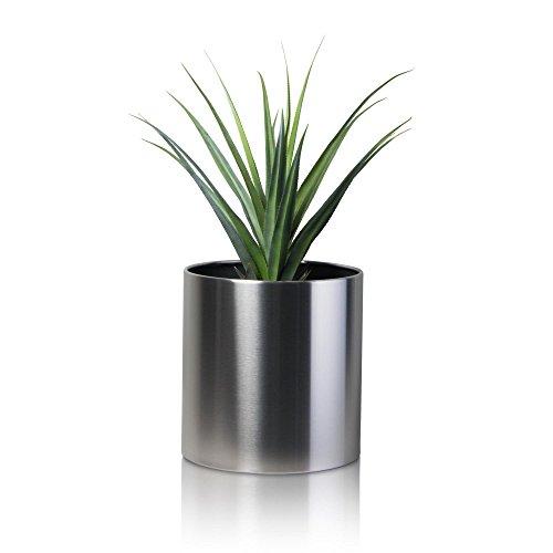Stylische pflanzk bel und blumentr ge auch mit mit led s for Stylische pflanzen