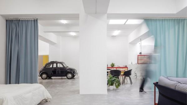 Wunderbar Garage House Lisbon Livinghomelifestyle